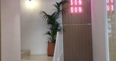 Bon Bon Fait Maison – Ένα atelier ζαχαροπλαστικής σε μια αποθήκη στο λιμάνι